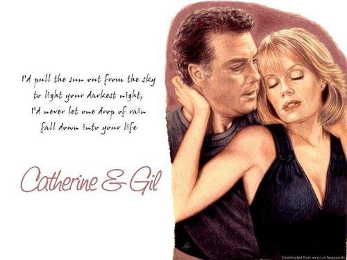 Gil & Catherine