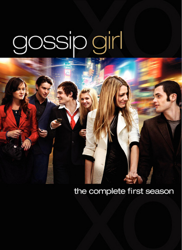 Gossip Girl DVD Cover s1