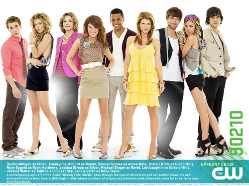 HQ cast shots - 90210 Photo