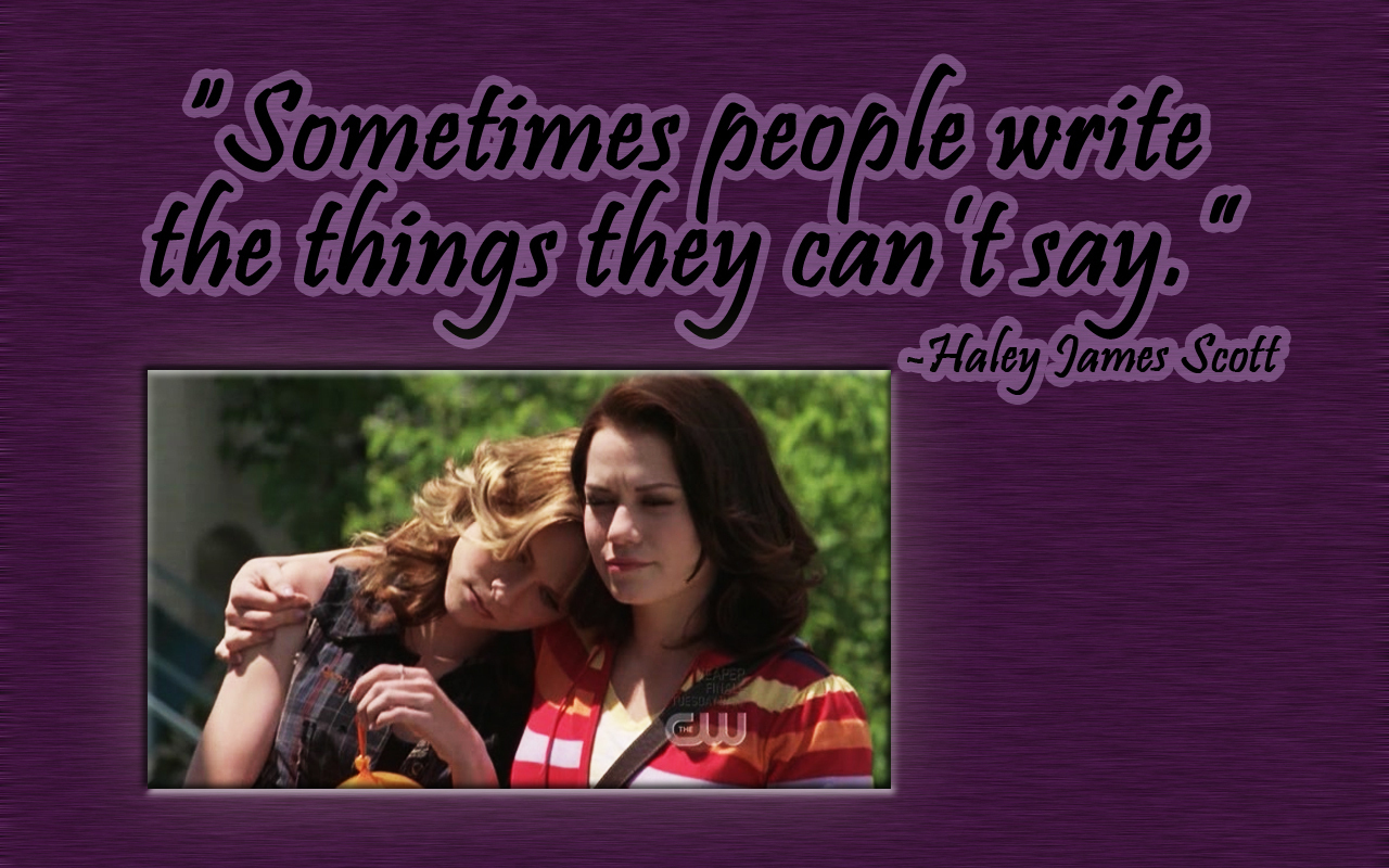 One Tree Hill Quotes About Friendship English Citation About Life Quotes
