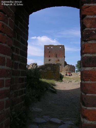 Hammershus, Bornholm