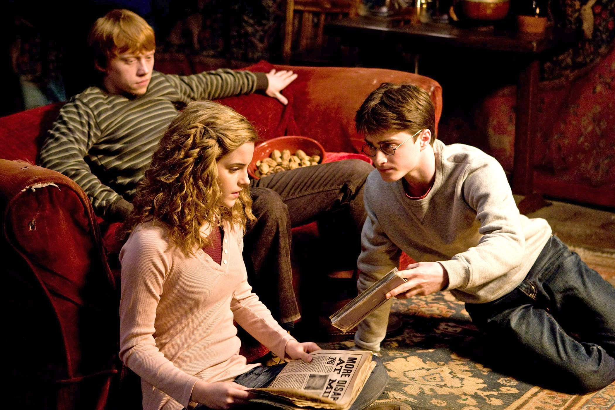 Aquage tumblr - Hermione granger and the half blood prince ...