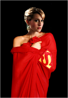 Hot Chloe Sullivan (photoshop I think) - smallville Photo