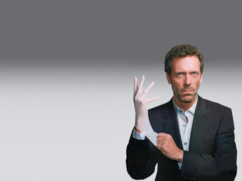 dr house wallpapers. House - Dr. Gregory House