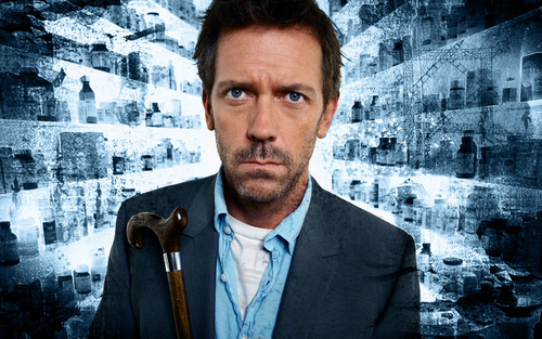 House M.D. wallpaper entitled House