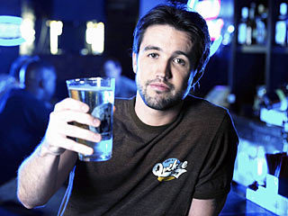 It's Always Sunny in Philadelphia wallpaper probably containing alcohol, a munich beer, and a bottled water entitled Mac