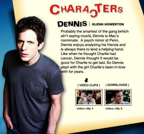 Dennis 个人资料