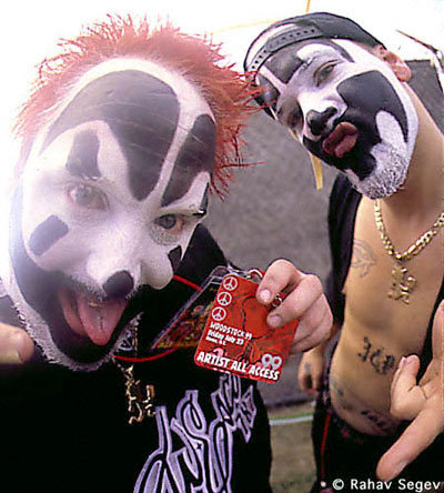 icp influence over teens