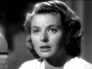 Casablanca hình nền containing a portrait titled Ilse
