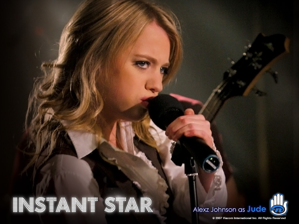 Alexz Johnson Instant Star