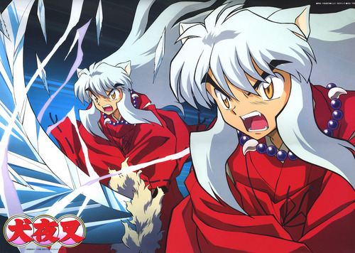 InuYasha and his friends