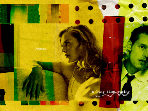Izzie & Alex - greys-anatomy Wallpaper