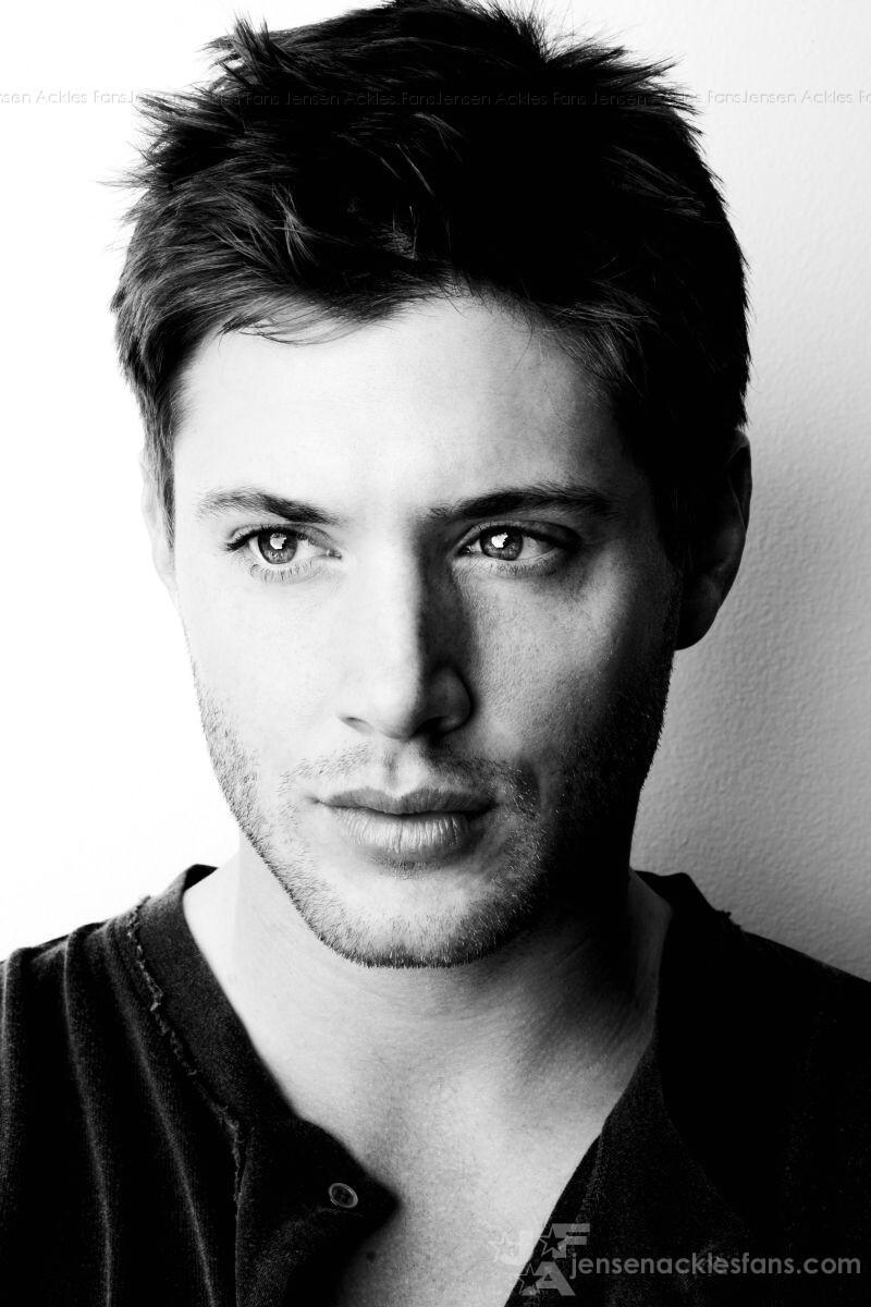 Jensen Ackles - Alex Morgan Hairstyle