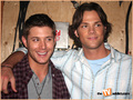 Jensen & Jared - wincest photo