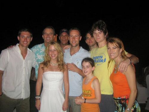 Jensen in Puerto Rico