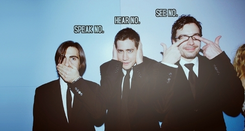 Jimmy, Jason Schwartzman, Jake Gyllenhaal