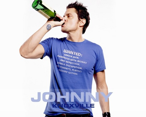 Johnny Knoxville 바탕화면 called Johnny Knoxville