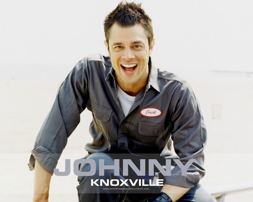 Johnny Knoxville 바탕화면 entitled Johnny Knoxville