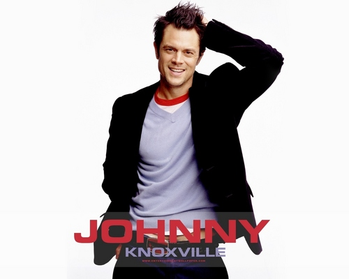 Johnny Knoxville 바탕화면 containing a well dressed person, a leisure wear, and an outerwear called Johnny Knoxville
