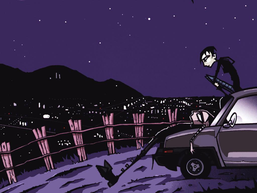 Johnny The Homicidal Maniac Wallpaper | 2017 - 2018 Best ...