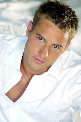 Justin Hartley Hintergrund containing a portrait entitled Justin As fuchs kran On Passions