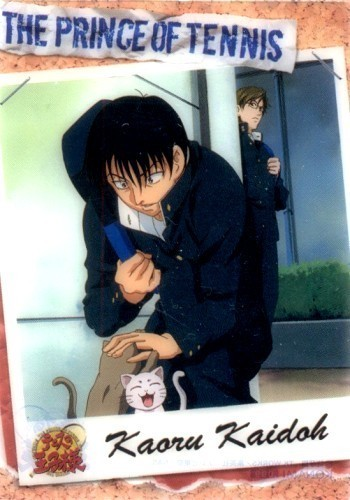 Kaidoh caught door Tezuka!