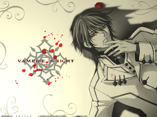Kaname - vampire-knight Wallpaper