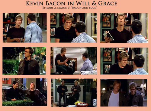 Kevin in Will and Grace