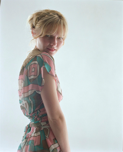 Kirsten Dunst wallpaper possibly containing a sundress titled Kirsten