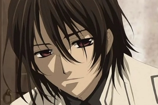 Vampire Knight wallpaper probably with Anime and a portrait called Kuran Kaname