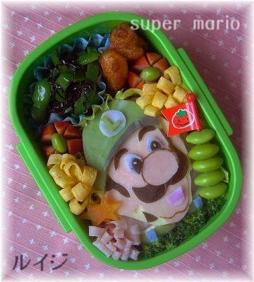Luigi bento
