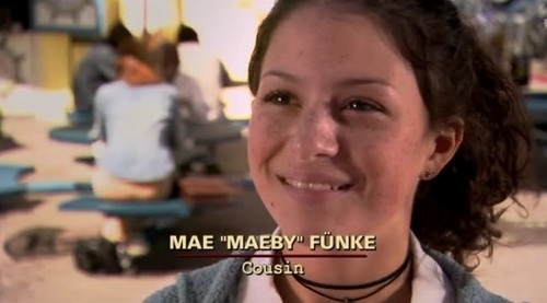 Maeby - arrested-development Photo