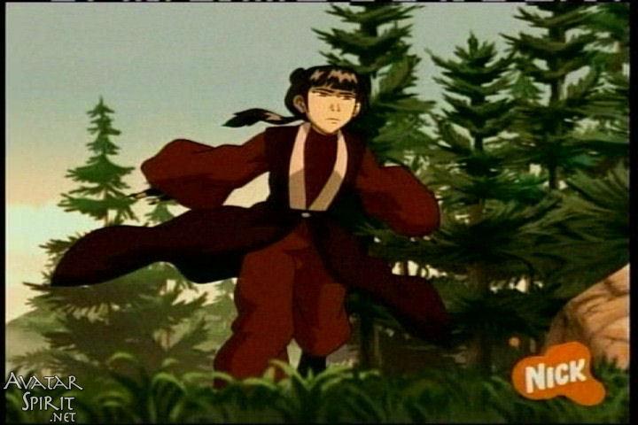 Avatar the last airbender mai