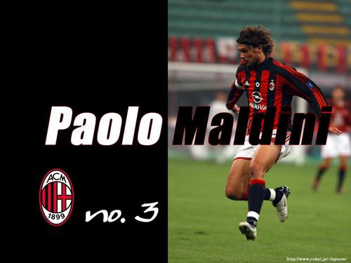 Maldini: Number 3