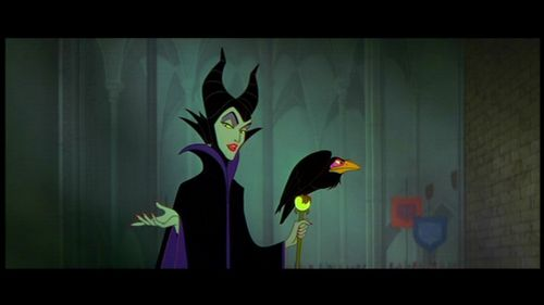 Maleficent - sleeping-beauty Photo