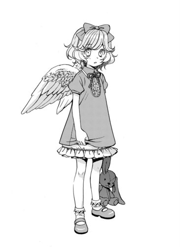 Manga Angel
