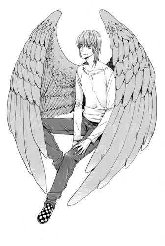 Maximum Ride wallpaper titled Manga Iggy