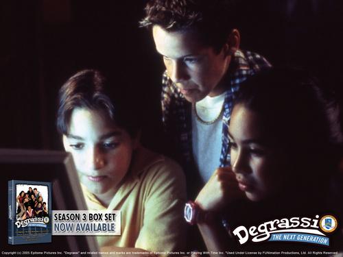 Manny, Toby, JT