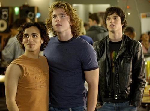 Marco, Dylan, Craig