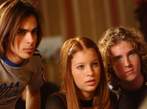 Marco, Dylan, Ellie