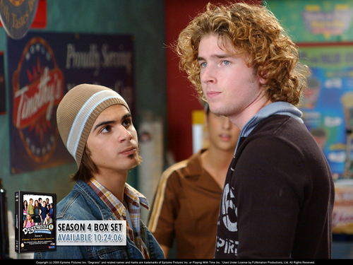 Degrassi Marco And Dylan