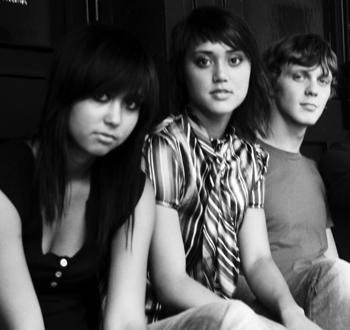 Meg, Dia, and Nick