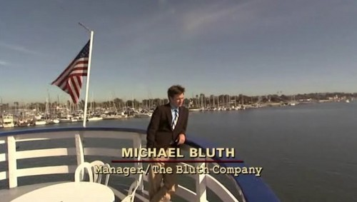 Arrested Development wallpaper probably with a business district, a pontoon, and a resort entitled Michael
