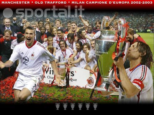 Milan CL final '03
