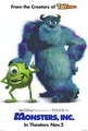 Monsters Inc Stars