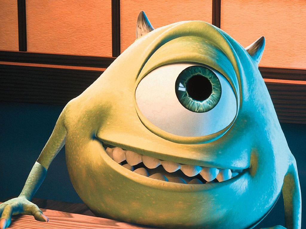 monster inc The monsters inc inspired 'singing mike wazowski' meme has people sharing  the iconic song lyrics they used to sing when they were kids.