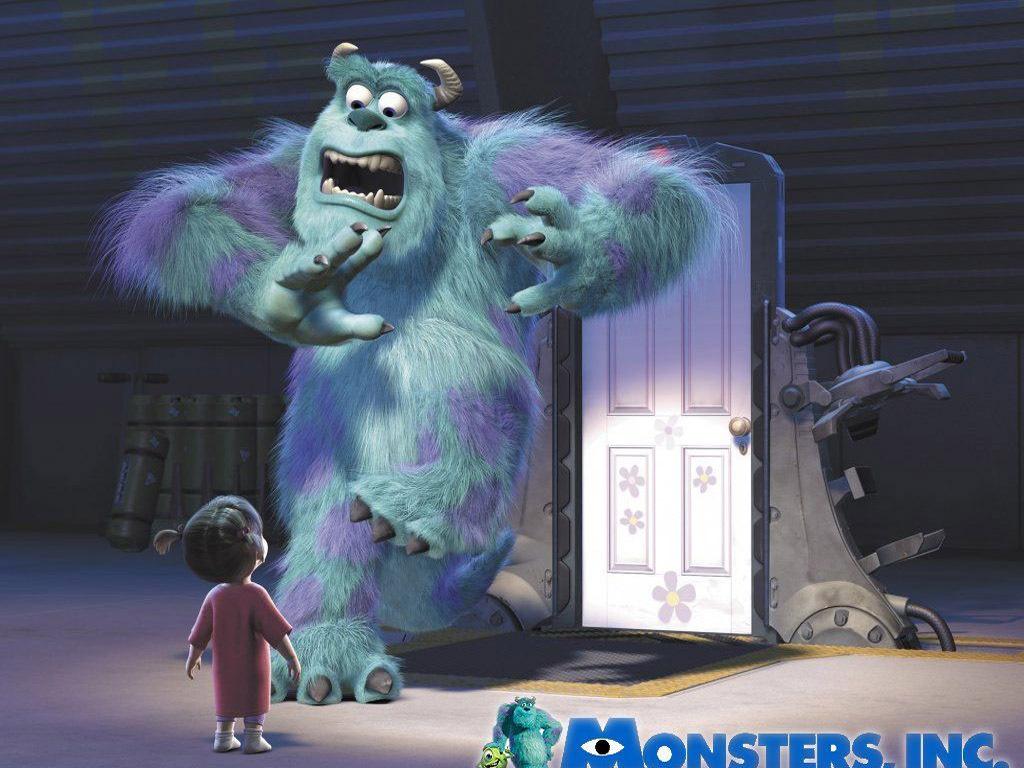 monsters inc wallpaper monsters inc wallpaper