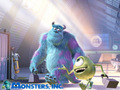 Monsters, Inc. wallpaper
