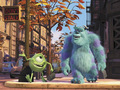 Monsters, Inc. fondo de pantalla