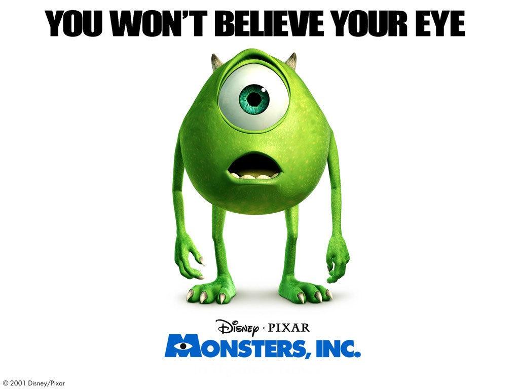 Monsters, Inc. fondo de pantalla